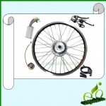 36V250~350W e-bike conversion kits-rear driving with hall sensored and disc brake